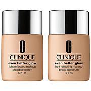 Clinique Even Better Glow Cream Duo