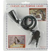 Clip-On All-Purpose Light - Black