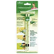 Clover 5-in-1 Sliding Gauge with Nancy Zieman