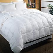 Concierge Collection 233TC White Down Comforter FQ