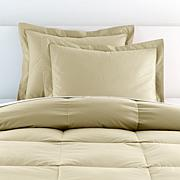 Concierge Platinum 100% Cotton King Shams 2-pack