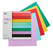 """Crafter's Companion 12"""" x 12"""" Every Day Brights Matte Card Stock"""