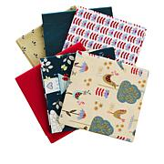 Crafter's Companion Country Yard Threaders Fat Quarters