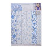 Crafter's Companion Sara Signature Foil Card Pad - Winter Wonderland