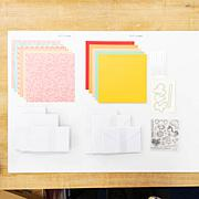 Crafter's Companion Subscription Box #35 Penny Sliders Craft Kit