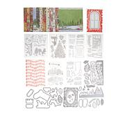 Crafter's Companion Twas the Night Before Christmas Paper Craft Kit