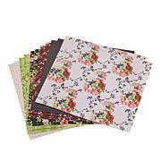 Cricut® Anna Griffin® Set of 12 Patterned Premium Vinyl Sheets