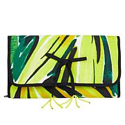 Curations Printed Canvas Travel Bag
