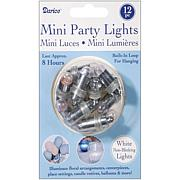 Darice 12-pack Non-Blinking Mini Party Lites