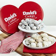 David's Cookies Pecan Meltaways Combo