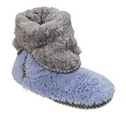 Dearfoams Plush Slipper Bootie