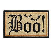 Design Imports Gothic Boo Doormat
