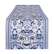Design Imports Madiera Print Table Runner