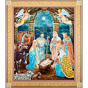 Diamond Dotz Diamond Embroidery Facet Art Kit - Nativity Scene