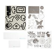 Diamond Press Constellation Stamp and Die Bundle
