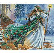 Dimensions Gold Cross Stitch Kit - Woodland Enchantress