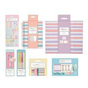 docrafts Noteworthy Stationery & Embellishments - Pastel Hues