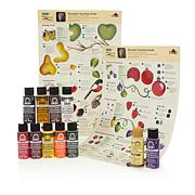 Donna Dewberry One Stroke Holiday Paint Set