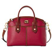 Dooney & Bourke Camden Saffiano Leather Domed Satchel