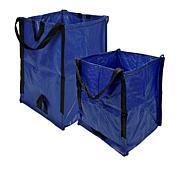DuraSack Heavy-Duty Yard Bag and Tote Bag Bundle