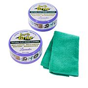 Earth Brite 7 oz. Natural All-Purpose Cleaner 2-pack with 2 Sponges