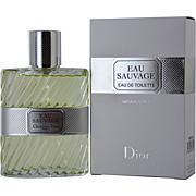 Eau Sauvage by Christian Dior EDT Spray for Men 3.4 oz.