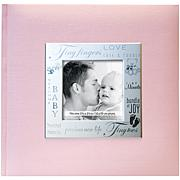 "Fabric Expressions 8-1/2"" x 8-1/2"" Photo Album"