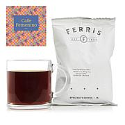 Ferris Company Cafe Femenino Blend Ground Coffee 12-pack