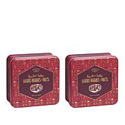 Ferris Company Cherries, Berries & Nuts Mix 2-pack of Tins
