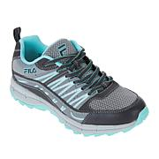 FILA Evergrand TR 21 Mesh and Synthetic Athletic Sneaker