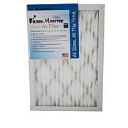 "Filter-Monster Elite 16"" x 20"" MERV 8 Filter 4pk"