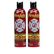 FireAde Non-Toxic Fire Extinguisher 2-pack