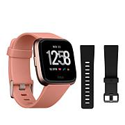 Fitbit Versa Touchscreen Smartwatch with Extra Band
