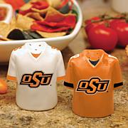 Gameday Ceramic Salt & Pepper Shakers - Oklahoma State
