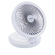 Geek Aire Rechargeable Oscillating Table Fan