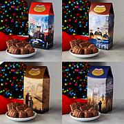 Giannios 4 lbs Assorted Chocolates with Military Gift Boxes- Ships ...