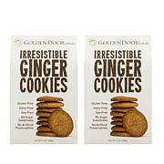 Golden Door Irresistible Cookies 2pk - Ginger