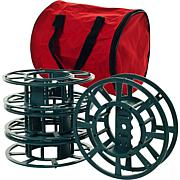 Hastings Home Extension Cord or Christmas Light Reels 4-Pack