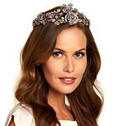 "Heidi Daus ""Blooming Romance"" Tiara Headband Crown"
