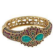 Heidi Daus Confection Statement Bangle Bracelet