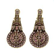 "Heidi Daus ""Guilty Pleasure"" Crystal Earrings"