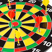 "Hey! Play! 16"" Magnetic Dart Board Set"