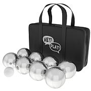 Hey! Play! Petanque Boules Set with Carrying Case