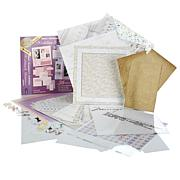 Hot Off the Press Wedding Papers Dazzles Set