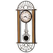 """Howard Miller """"Devahn"""" Antique Pendulum Wall Clock"""