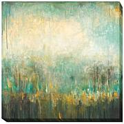 """Jardin Vert"" by Wani Pasion Canvas Giclee"