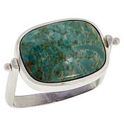 Jay King Sterling Silver Lapis and Turquoise Reversible Ring