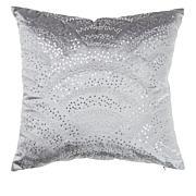 """JM by Julien Macdonald 18"""" x 18"""" Beaded Star Pillow"""