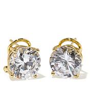 "Joan Boyce ""Joan's Studs"" 11ctw CZ Round Stud Earrings"