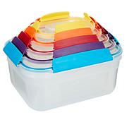 Joseph® Joseph Nest™ Lock 20-piece Nesting Food Storage Container Set